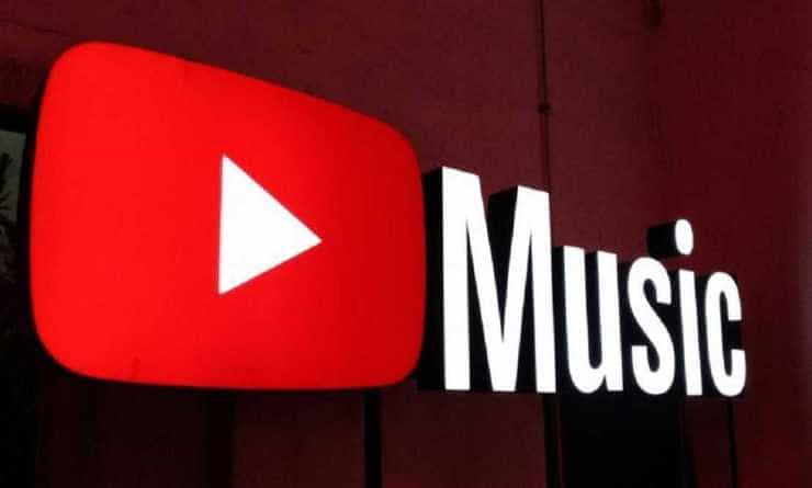 YouTube Music en Argentina