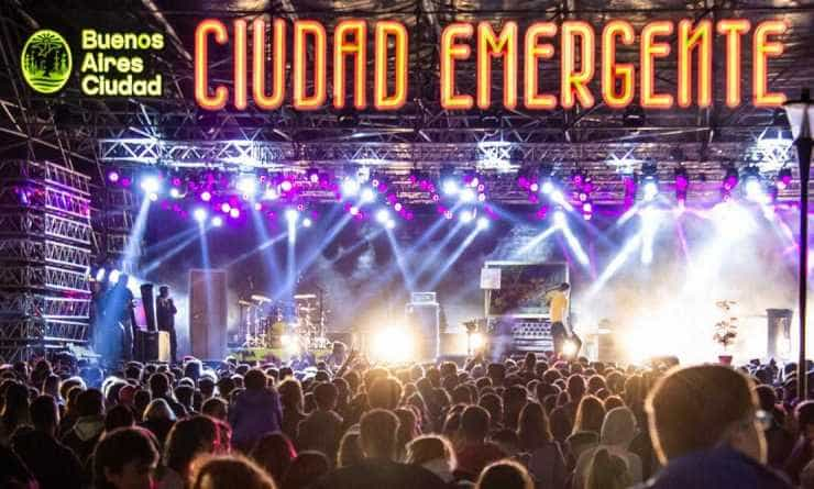 Ciudad Emergente 2019