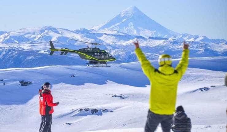 Chapelco Heli Ski