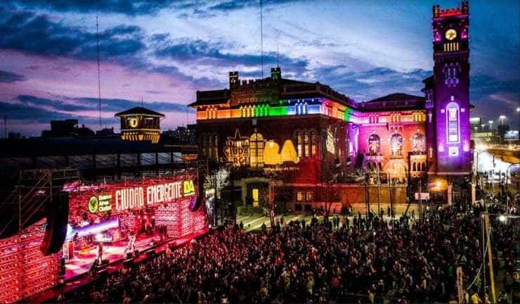 G7 | Ciudad Emergente copa La Usina del Arte