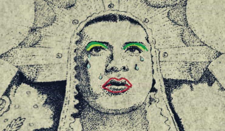 Virgen Travesti Milagrera, el nuevo libro de Erica Koleff