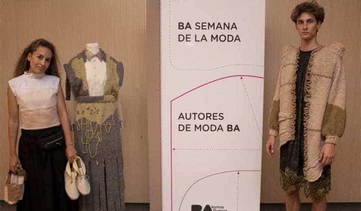 Autores de moda BA