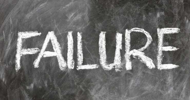 Por qué se habla cada vez más del fracaso