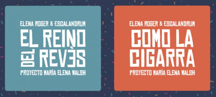 Proyecto María Elena Walsh