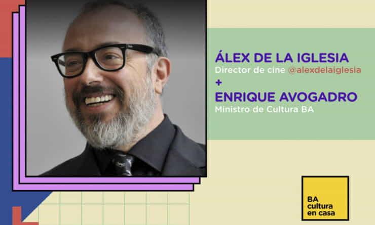 Alex de la Iglesia